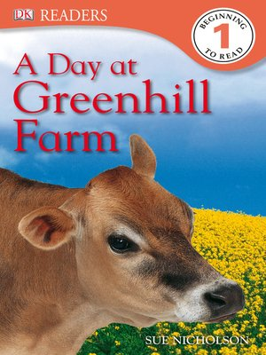 cover image of A Day at Greenhill Farm